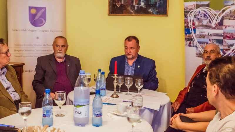 Székelyföldi konferencia az újságíró szabadságáról és felelősségéről