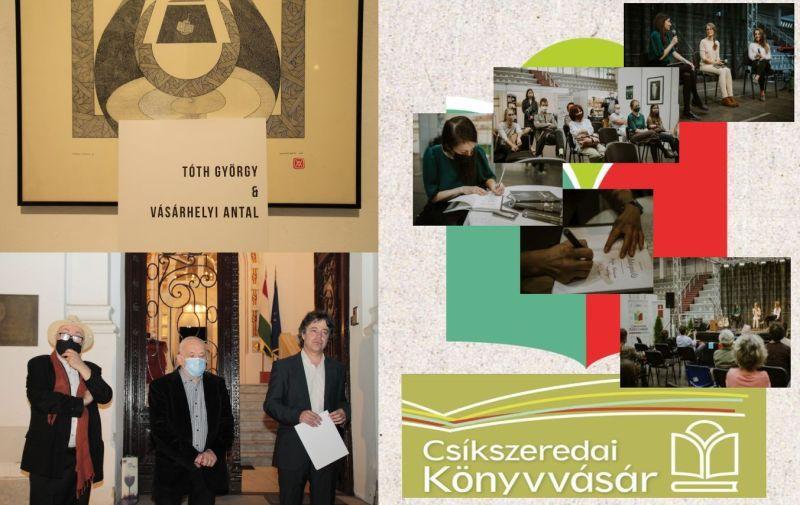 Kortárs magyar vizuális művészek tárlata Bukarestben