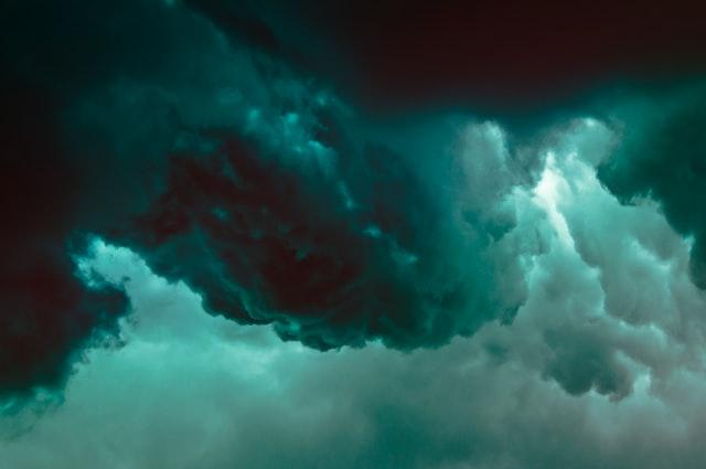 Vihar és eső várható a következő 24 órában