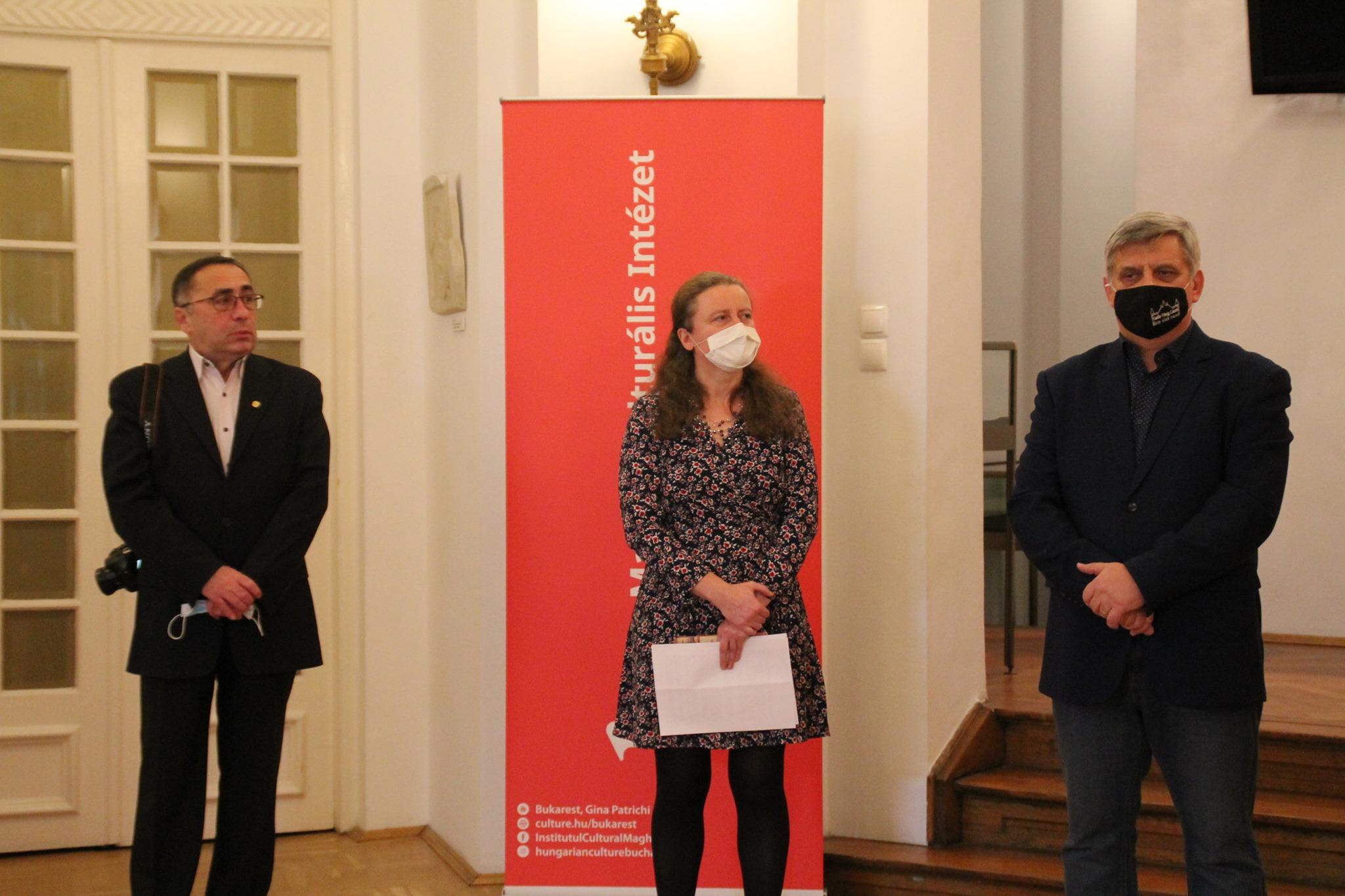 Román fotóművészet napja a Bukaresti Magyar Kulturális Intézetben