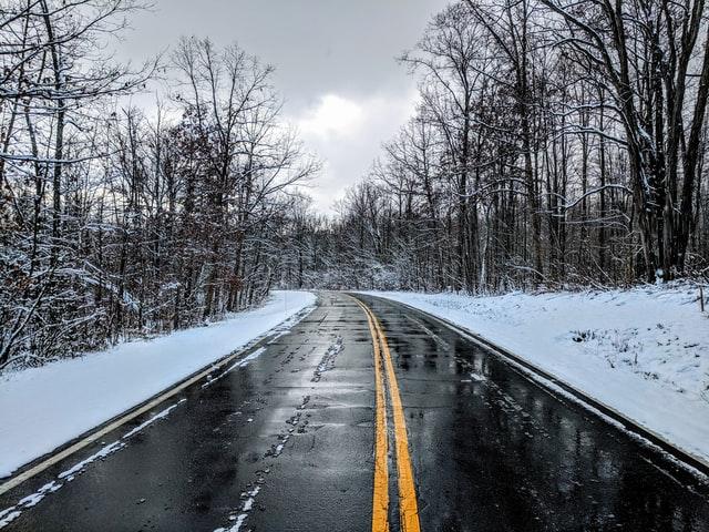Országszerte téliesre fordult az időjárás