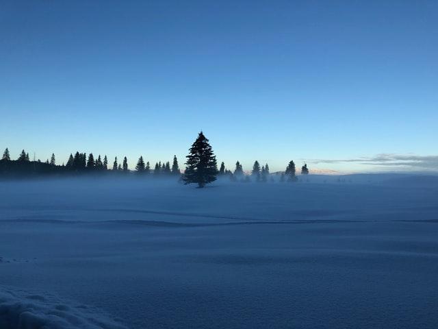 Tíz romániai megyébe hóviharokkal érkezik a tél