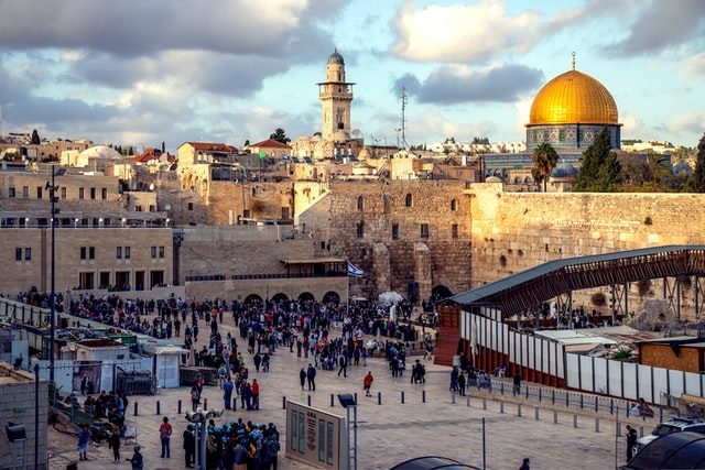 Izrael bezár