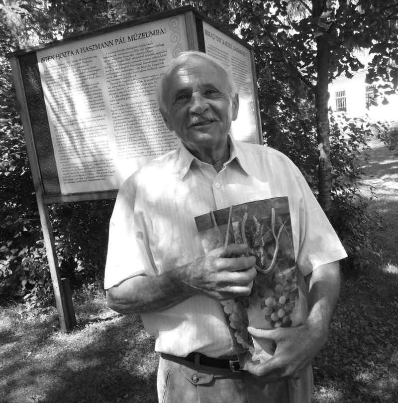 In memoriam Haszmann Pál