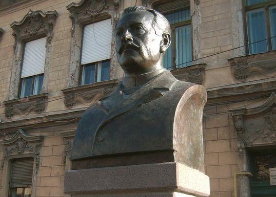 Salacz Gyula a városalakító