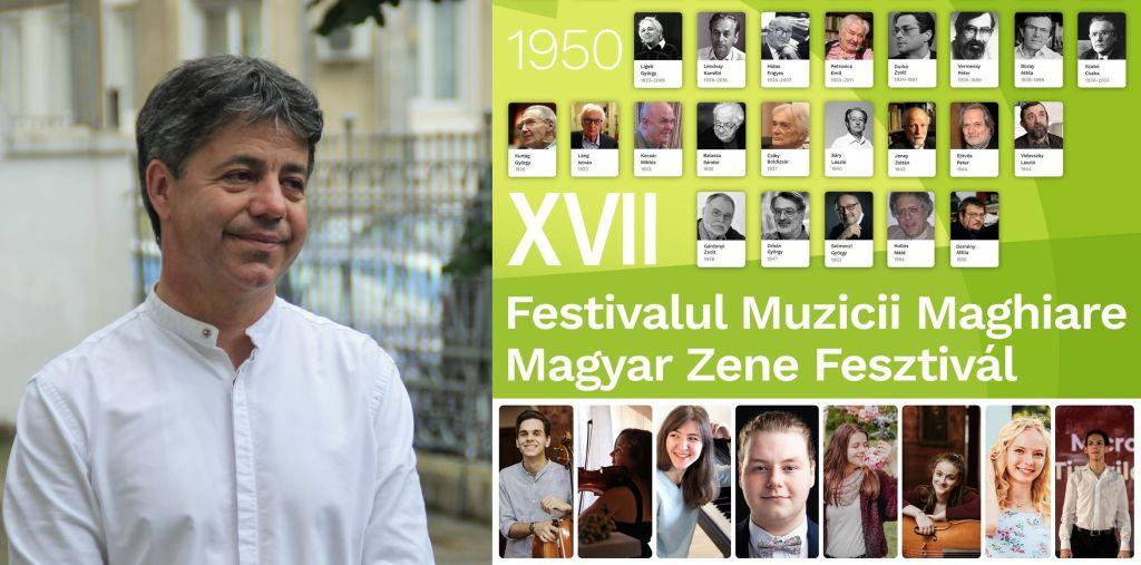 17. Magyar Zene Fesztivál Bukarestben