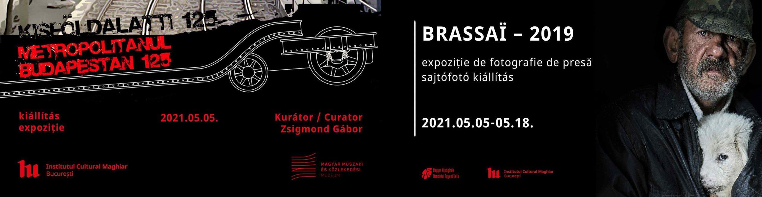 Két kiállítás a Bukaresti Magyar Kulturális Intézetben