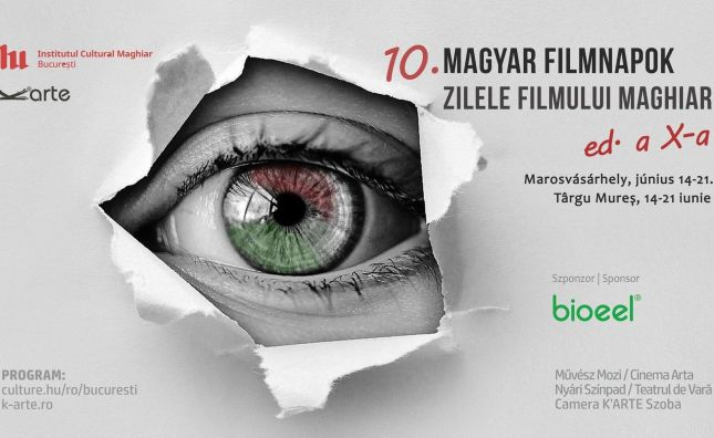 Tizedik alkalommal szervezik meg Marosvásárhelyen a Magyar Filmnapokat