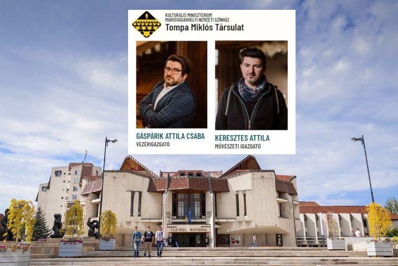 Beszélgetés a Marosvásárhelyi Nemzeti Színház történetéről és küldetéséről