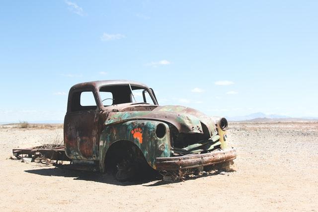Kiöregedett járművek országa