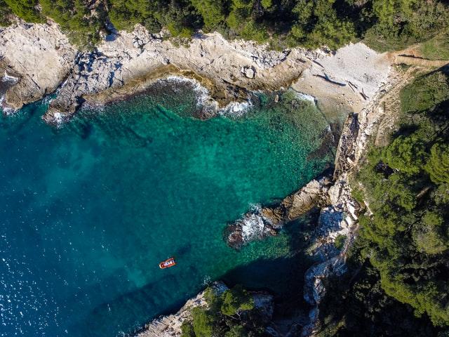 Veszélyben a horvát tengerpart